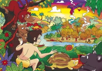 Jigsaw Puzzles - Jungle Book