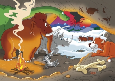 Jigsaw Puzzles - Ice Age Cave