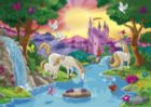 Unicorn Paradise - 99pc Jigsaw Puzzle by Kindertraume