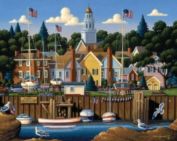 Dowdle Jigsaw Puzzles - Marblehead