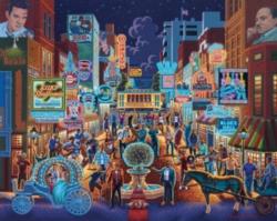 Dowdle Jigsaw Puzzles - Memphis