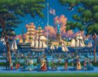 Statue of Liberty - 500pc Jigsaw Puzzle by Dowdle