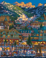 Dowdle Jigsaw Puzzles - Whistler