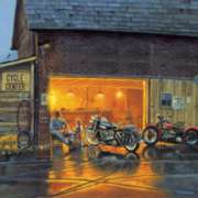 Jigsaw Puzzles - King of the Road