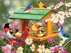 Spring Puzzles - Spring Feast