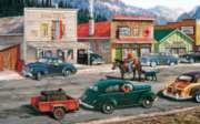 Horse Puzzles - Along the Yukon