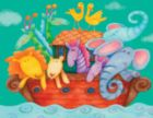 Animal Ark - 63pc Jigsaw Puzzle By Sunsout