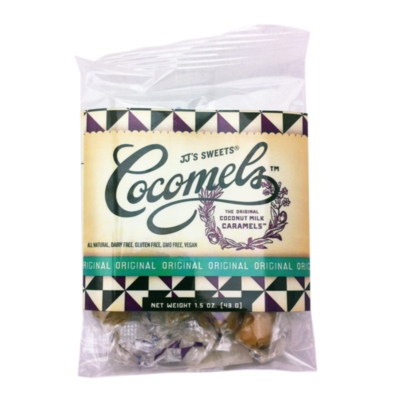 Cocomels Coconut Milk Caramels: Original - 5ct Bag