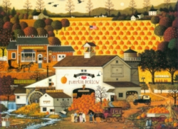 Jigsaw Puzzles - Pumpkin Hollow
