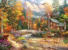 The Colors of Life - 1000pc Jigsaw Puzzle By Buffalo Games
