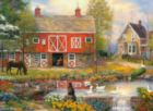 Reflections on Country Living - 1000pc Jigsaw Puzzle By Buffalo Games