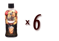 Big Train Fruit Tea Blast - 32 fl. oz. Bottle Assorted Case
