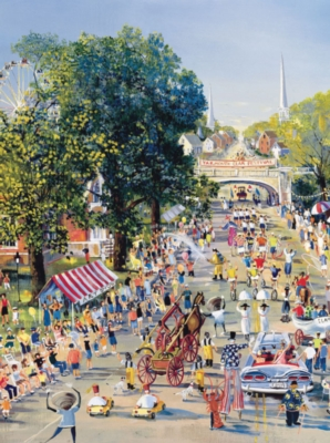 Jigsaw Puzzles - Yarmouth Clam Festival