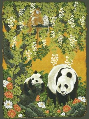 Jigsaw Puzzles - Giant Panda