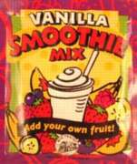 Big Train Vanilla Smoothie Mix - Single Serve Packet