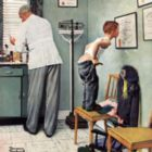 At the Doctor - 1000pc Jigsaw Puzzle by Masterpieces