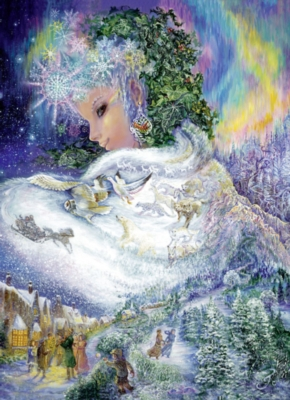 Jigsaw Puzzles - Snow Queen