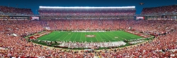 Panoramic Jigsaw Puzzles - University of Alabama: Bryant