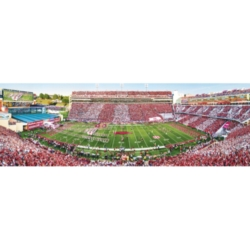 Panoramic Jigsaw Puzzles - University of Arkansas: Donald W. Reynolds Razorback Stadium