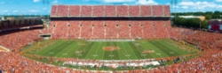 Panoramic Jigsaw Puzzles - Clemson University: Memorial Stadium