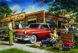 Jigsaw Puzzles - Bargain Used Cars