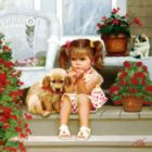 Summer Daydream - 1000pc Square Jigsaw Puzzle by Masterpieces