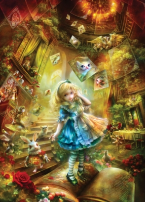 Jigsaw Puzzles - Down the Rabbit Hole