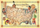 American Indian Tribes - 500pc Jigsaw Puzzle by Masterpieces