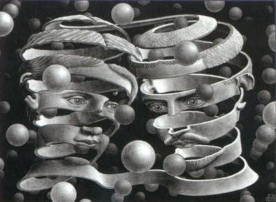 Jigsaw Puzzles - Escher's Bond of Union