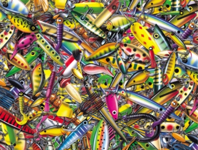 Jigsaw Puzzles - My Favorite Lures