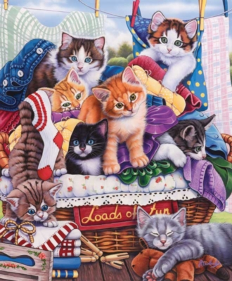 Jigsaw Puzzles - Loads of Fun