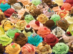 Cobble Hill Jigsaw Puzzles - More Ice Cream