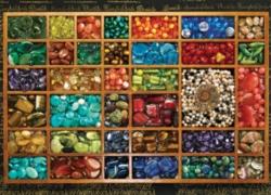 Cobble Hill Jigsaw Puzzles - Bead Tray