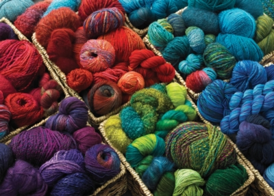 Cobble Hill Jigsaw Puzzles - Plenty of Yarn