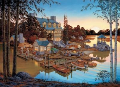 Cobble Hill Jigsaw Puzzles - Edgewood Resort
