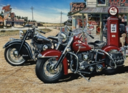 Cobble Hill Jigsaw Puzzles - Two for the Road