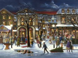 Cobble Hill Jigsaw Puzzles - Tis the Season
