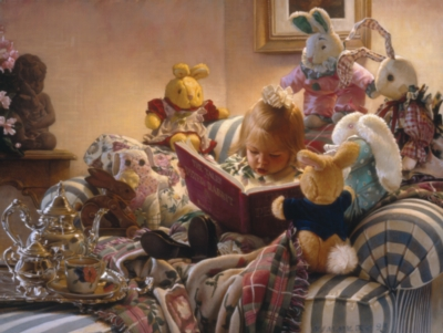 Cobble Hill Jigsaw Puzzles - Tales of Peter Rabbit