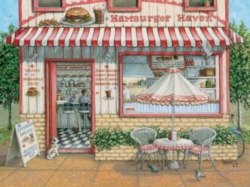 Cobble Hill Jigsaw Puzzles - Hamburger Haven