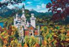 Neuschwanstein Castle - 2000pc Jigsaw Puzzle By Cobble Hill