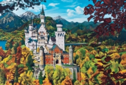 Cobble Hill Jigsaw Puzzles - Neuschwanstein Castle