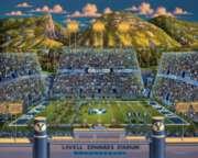 Dowdle Jigsaw Puzzles - BYU Football