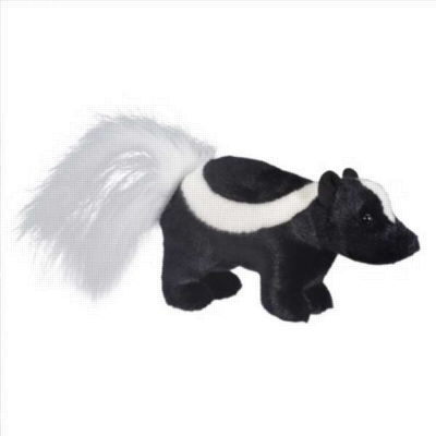 "Samantha - 7"" Skunk By Douglas Cuddle Toy"