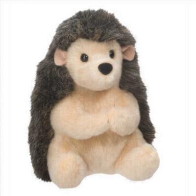 "Bristles - 7"" Hedgehog By Douglas Cuddle Toy"