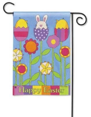 Easter Garden - Garden Flag by Magnet Works