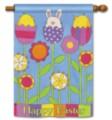 Easter Garden - Standard Flag by Magnet Works