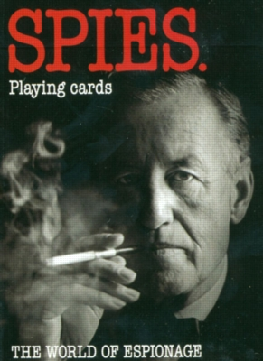 Spies - Playing Cards