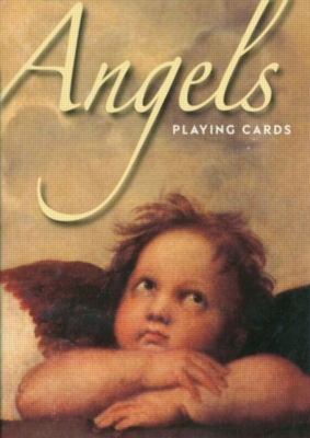 Angels - Playing Cards