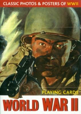World War II - Playing Cards