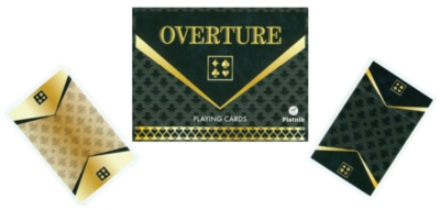 Overture - Double Deck Playing Cards